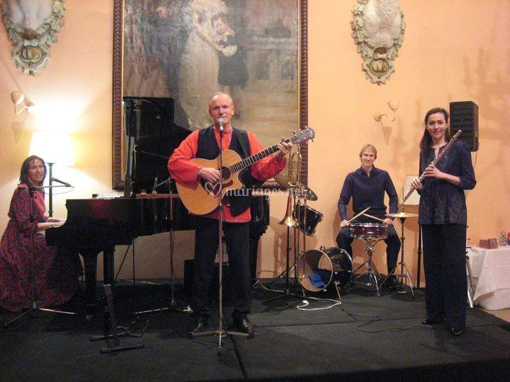 Concert à château