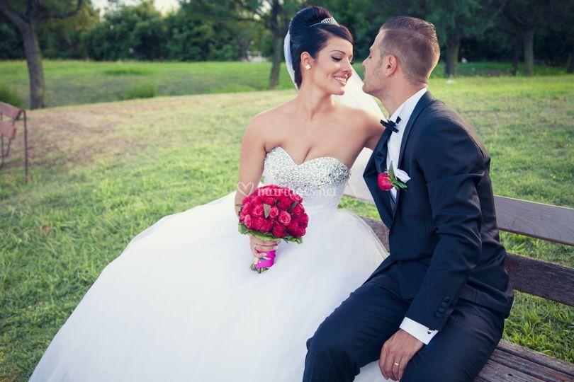 Mariage Marine et Jordy