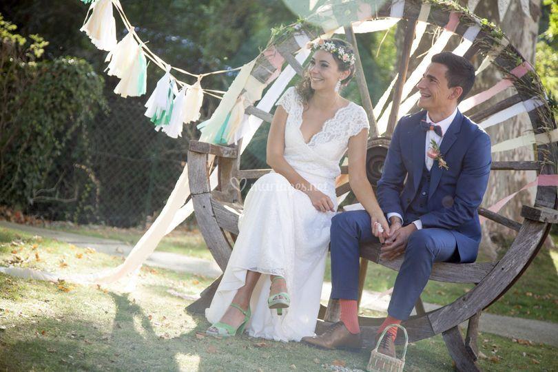 Mariage Charlotte et Vladimir
