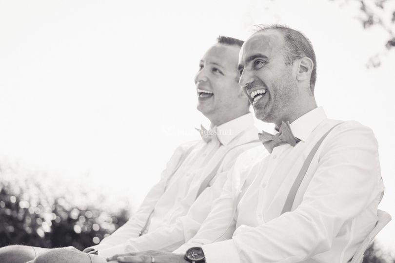 Mariage Fabrice et Sébastien