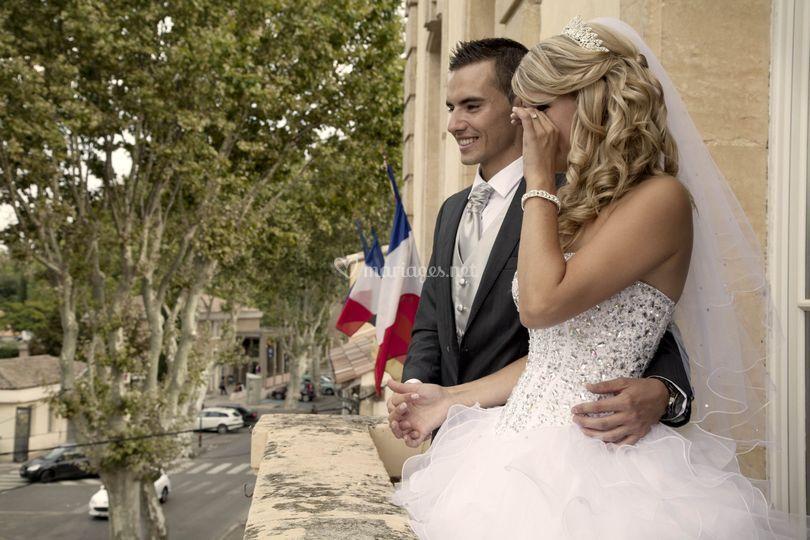 Mariage Amandine et Mathieu