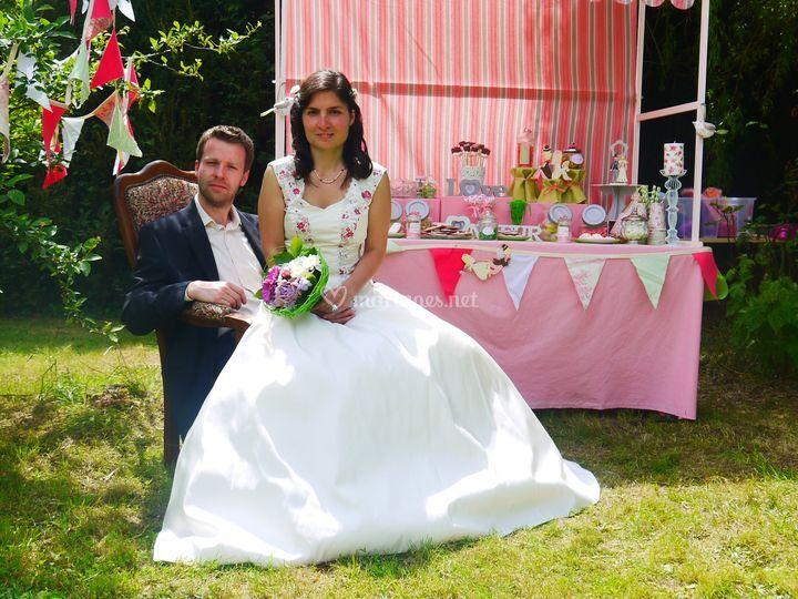 Mariage de Sanam et Sylvain