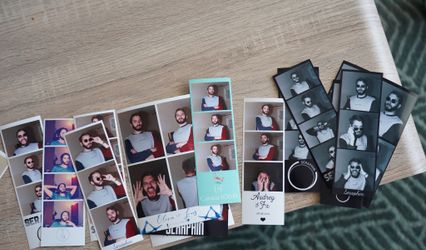 Scàtula Màghjina - Photobooth
