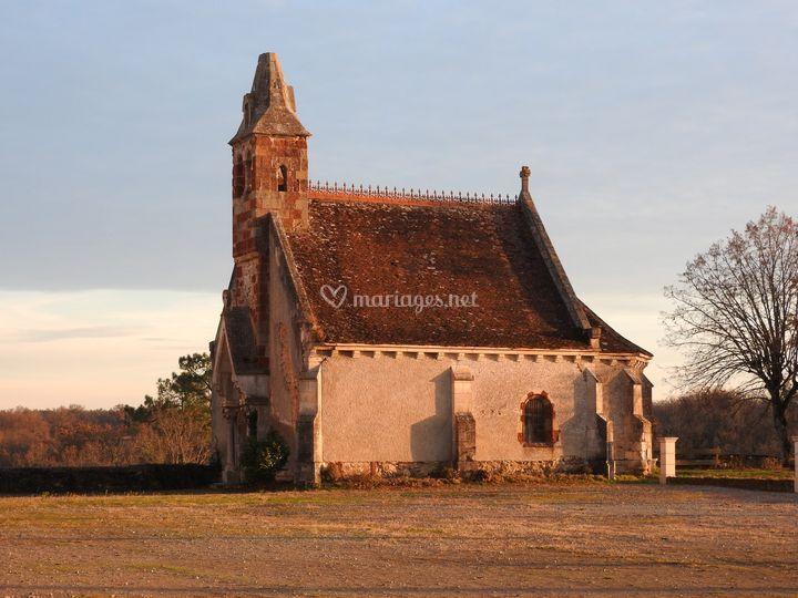 Chapelle romane du XIII ème