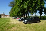 Parking sous les marroniers