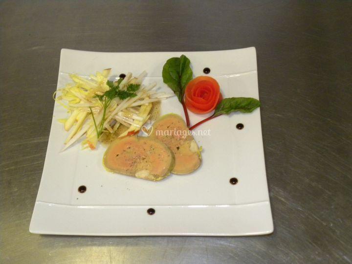 """Foie gras """"fait maison"""""""