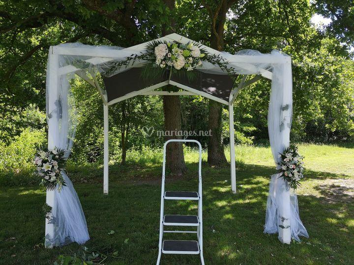 Arche décoré