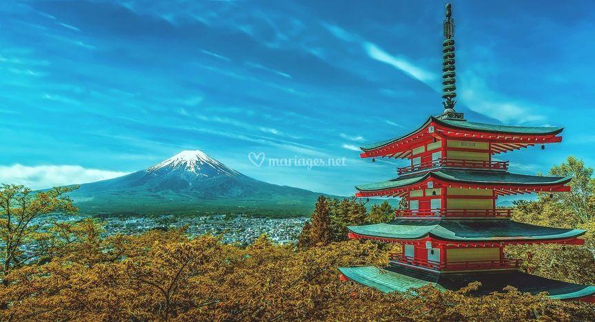 Lune de Miel au Japon
