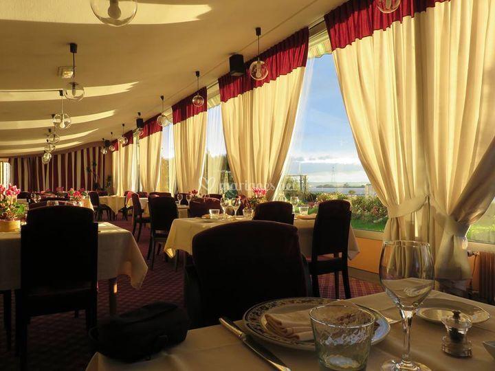 Restaurant salle