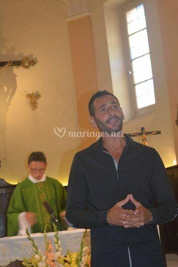 Un concert en Sardaigne