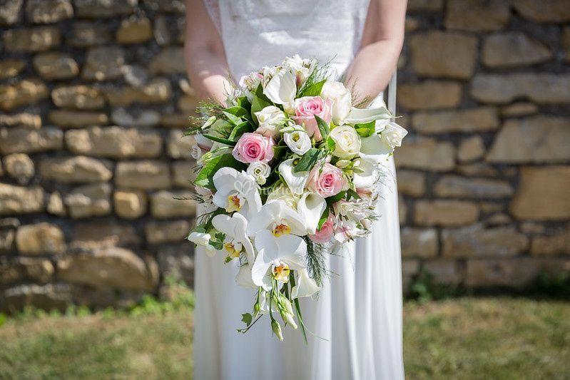 Bouquet mariée - LaureB