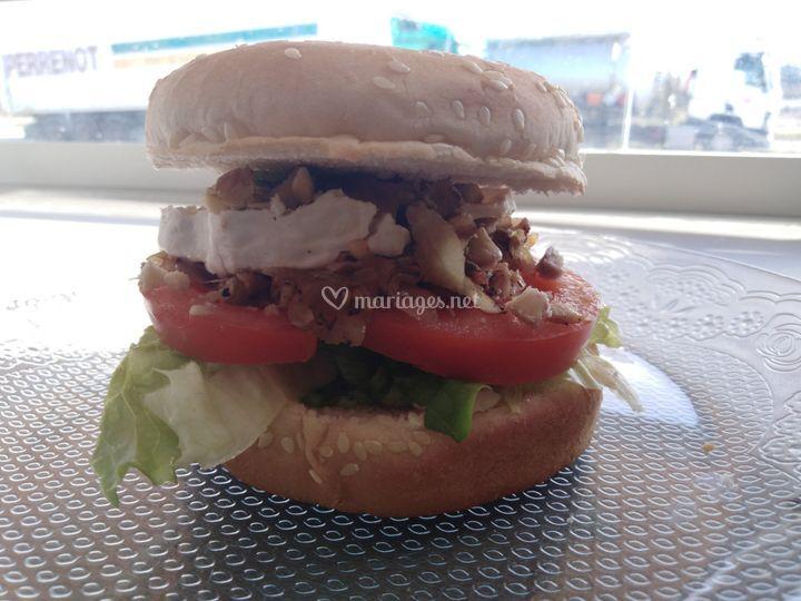 Le Burger Méli-mélo d'Ardèche