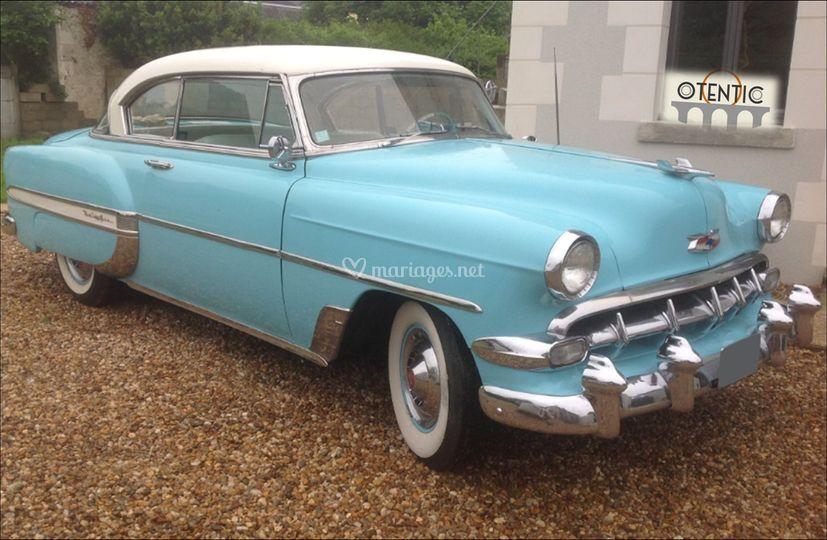 Chevrolet Coupé Sport - 1954