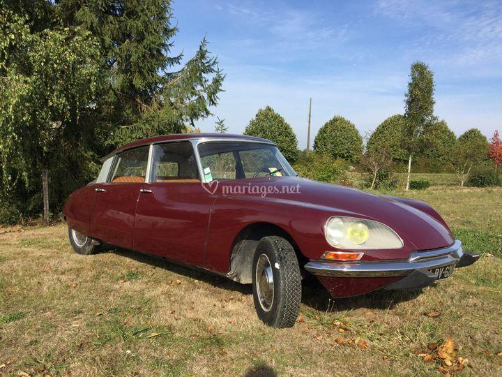 Citroën DS  - 1969