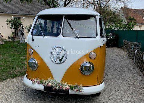 Le VW Combi 1967