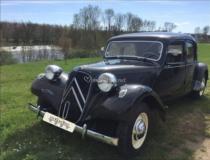 Citroën Traction 11 B - 1953