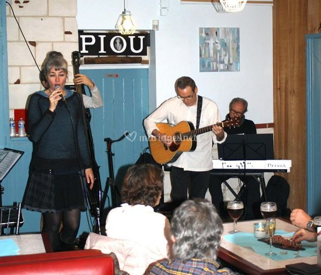 Apéro concert restaurant