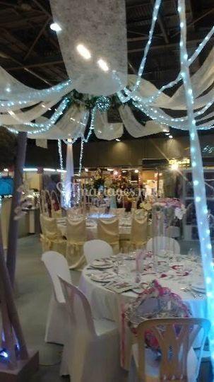 Décoration banquet