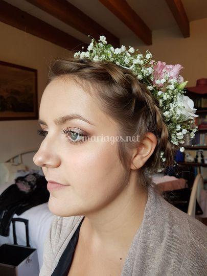 Makeup mariée