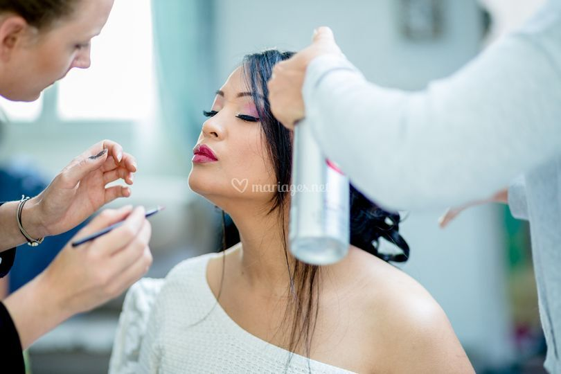 LS Make-Up Artist