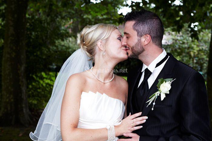 Mariage nord séance mariés