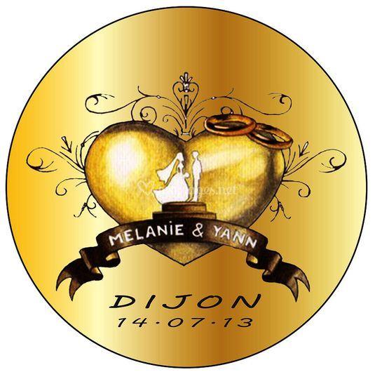Mariage à Dijon