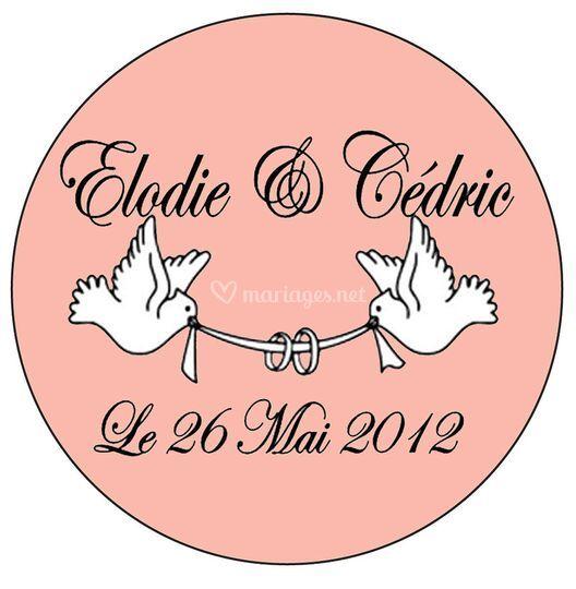 Elodie et Cédric