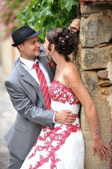 Argenton photographe mariage Indre