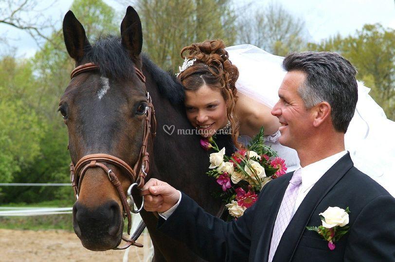 Photo de mariage Indre