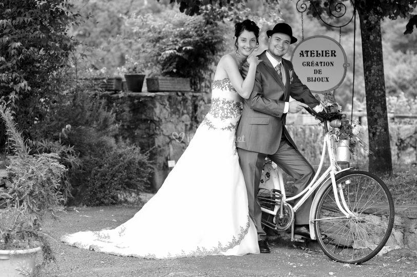 Photographe de mariage dans l'Indre