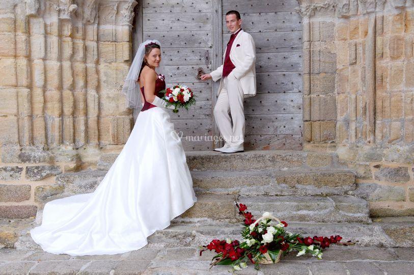 Photographe de mariage dans le 36 Indre