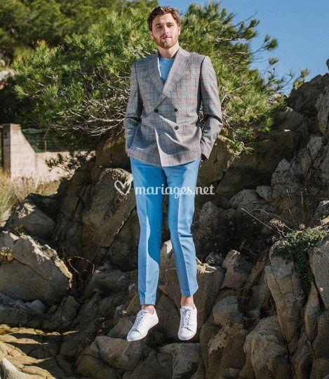 Sasmon veste prince de Galles