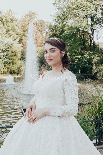 Photos de la mariée