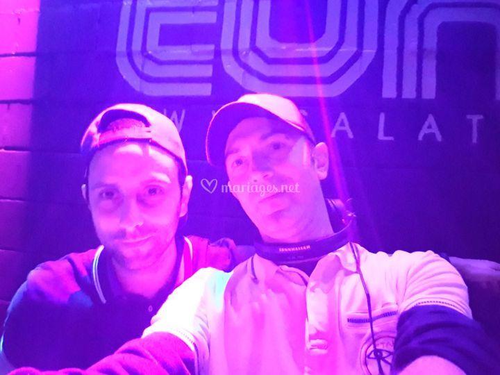 Sylvain & Christophe