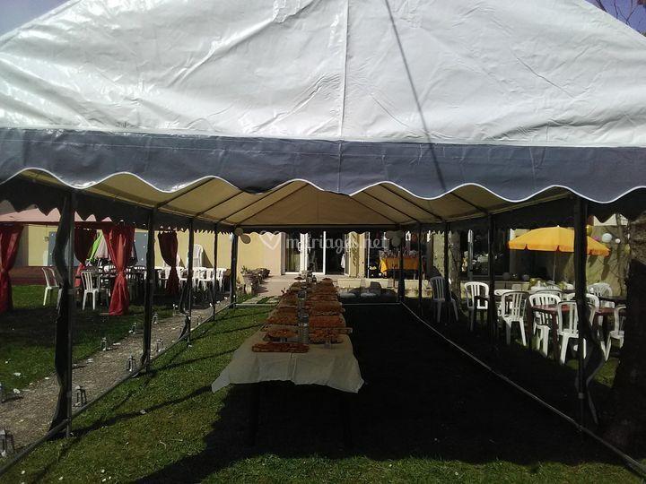Jardin buffet