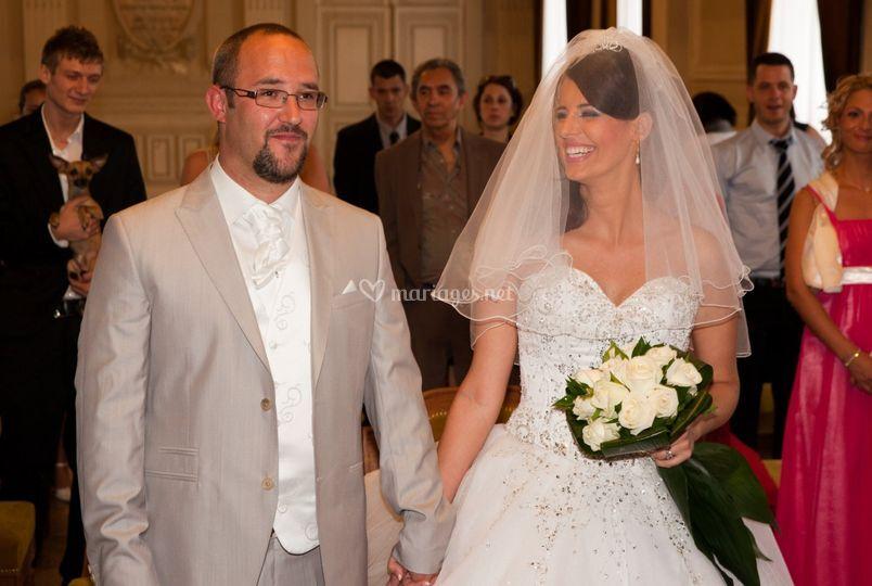 Sébastien et Alexandra
