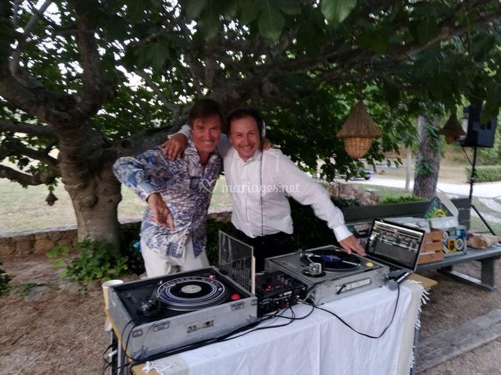 DJ vinyles