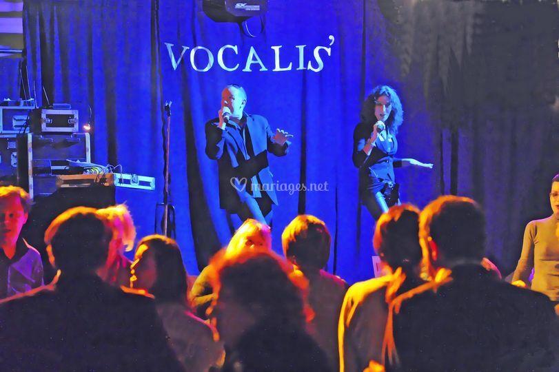 Duo vocalis