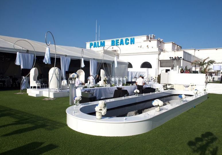 palm beach - Palm Beach Cannes Mariage