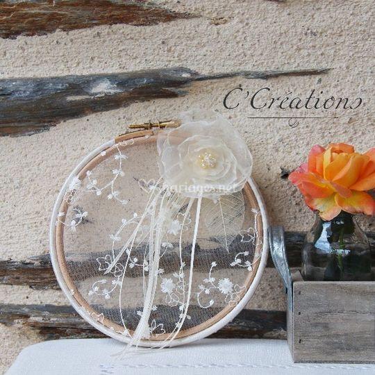 tambour porte alliances de c 39 cr ations boutique en ligne. Black Bedroom Furniture Sets. Home Design Ideas