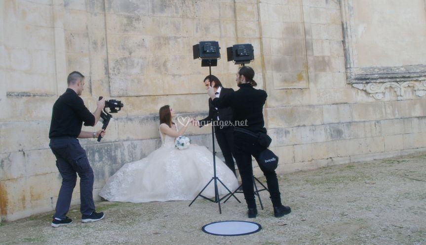 Julien COLL - Vidéaste mariage