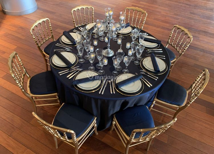 Table Marine & Or