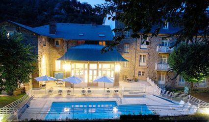 Hôtel Les Bains Romains 1