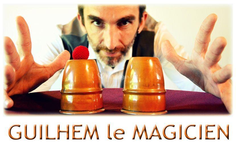 Guilhem le magicien