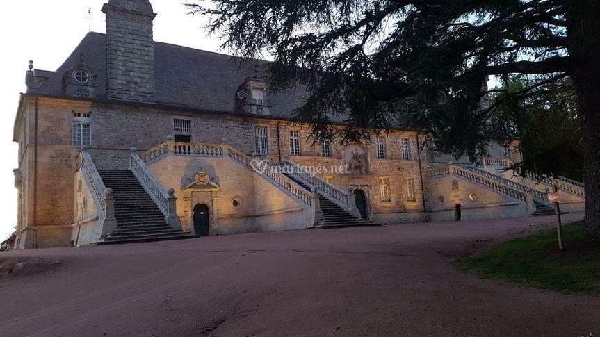 Château de Chaumont-Laguiche