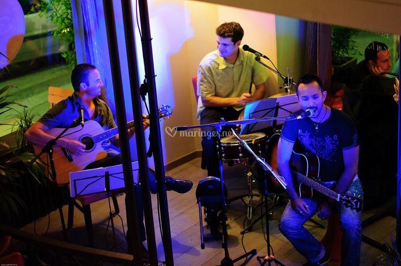 Concert Lyon acoustique
