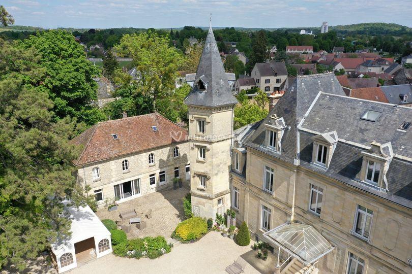 Château et Attenance