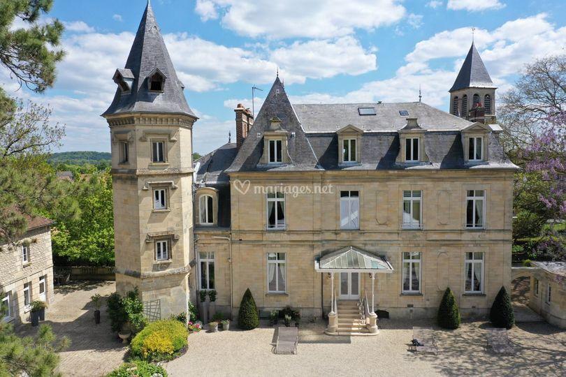 Parc intérieur Château