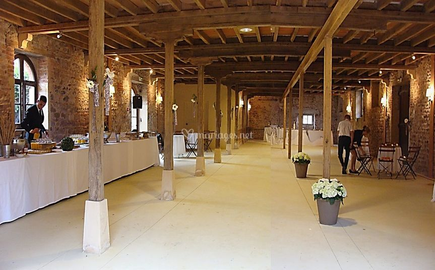 Salle aux Piliers