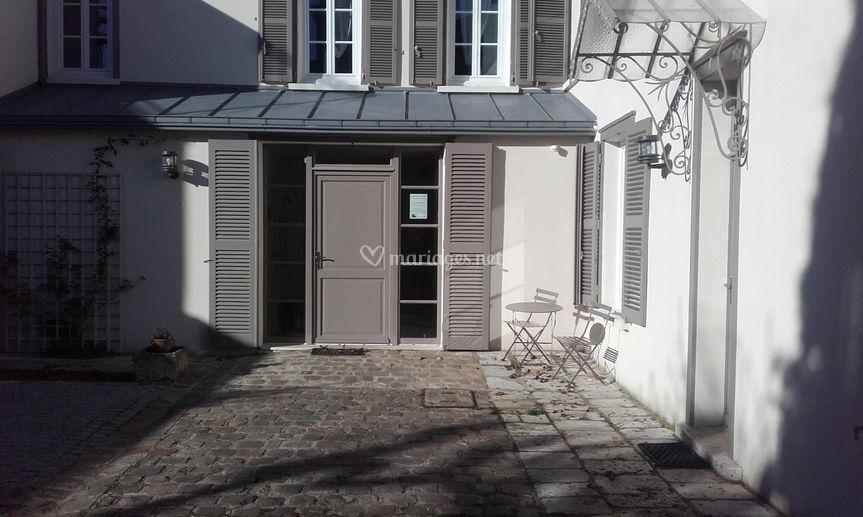 Lieu de l'Institut Chartres